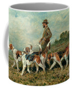Hunting Exercise Coffee Mug
