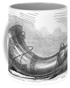 Hunting Horn, 1869 Coffee Mug