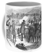 Hunting: Turkey, 1867 Coffee Mug