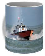 Huron Belle Pilot Boat Coffee Mug