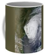 Hurricane Isaac Makes Its Second Coffee Mug