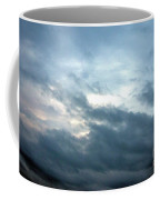 Hurricane Isaac Storm Clouds Coffee Mug