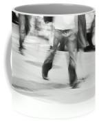 Hurry Up Coffee Mug by Aimelle