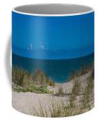 Hutchinson Island Heaven Coffee Mug by Trish Tritz