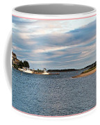 Hyannisport At Sunset Coffee Mug