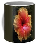 Hybiscus Multi Colored Coffee Mug