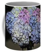 Hydrangea Boquet Coffee Mug