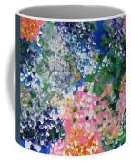 Hydrangeas I Coffee Mug