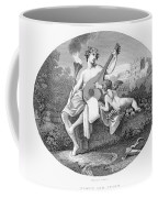 Hymen And Cupid Coffee Mug