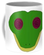 Hypno Frog Coffee Mug
