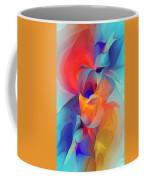 I Am So Glad Coffee Mug by David Lane