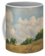 I Exhale And Tell Myself To Smile Coffee Mug