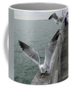 I Got Here First Coffee Mug