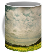 I Just Sat There Watching The Clouds Coffee Mug