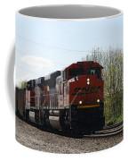 I See The Train A Comin' Coffee Mug