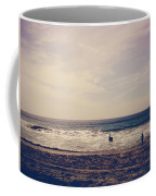 I Want To Swim In The Ocean With You Coffee Mug by Laurie Search