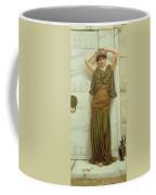 Ianthe Coffee Mug by John William Godward