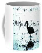 Ibis By Pintail Nature Drive Cameron Prairie Nwr La Coffee Mug