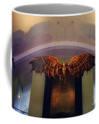 Icarus In The Louis Armstrong International Airport In New Orleans Coffee Mug by John Malone