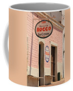 Ice Cream Shop In Todos Santos Coffee Mug