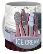 Ice Cream Sign Coffee Mug