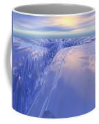 Ice Fissure Coffee Mug