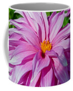 Ice Pink Dahlia Coffee Mug