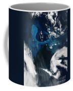 Icebergs Near South Georgia Island Coffee Mug