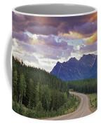Icefields Parkway, Jasper National Coffee Mug