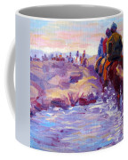 Icelandic Horse Trail Ride Coffee Mug