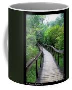Ichetucknee Forest Pathway Coffee Mug