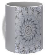 Icy Mandala 1 Coffee Mug