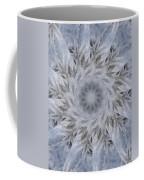 Icy Mandala 2 Coffee Mug