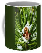 Icy Pine 1 Coffee Mug