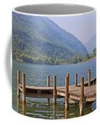 idyllic tarn in Italy Coffee Mug by Joana Kruse
