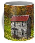 If These Walls Could Talk Painted Coffee Mug