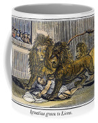 Ignatius Of Antioch (c35-110) Coffee Mug