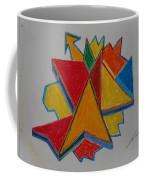 Artist Searching For Direction Coffee Mug