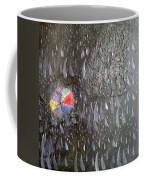 Illusion Of Black Rain Coffee Mug