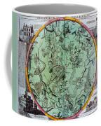 Illustration From Atlas Coelestis Coffee Mug