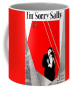 I'm Sorry Sally Coffee Mug