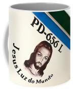 Image Of Jesus Coffee Mug