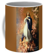 Immaculate Conception Of The Escorial Coffee Mug