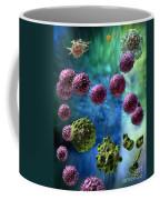 Immune Response Cytotoxic 3 Coffee Mug