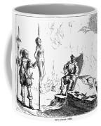 Impalement Of Waldenses Coffee Mug
