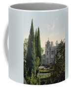 Imperial Castle In Alupku -ie Alupka -  Crimea - Russia - Ukraine Coffee Mug