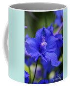 In A Blue Mood Coffee Mug