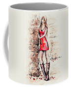 In A Moment Coffee Mug