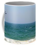 In Between Coffee Mug by Neal Eslinger