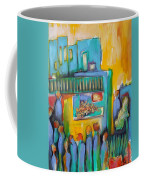 In Passing Coffee Mug